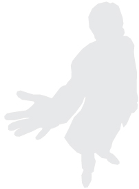 staff silhouette
